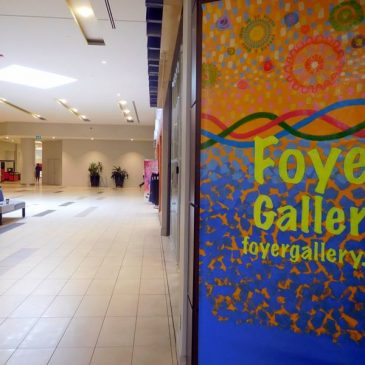Foyer Gallery pop-up at Merivale Mall