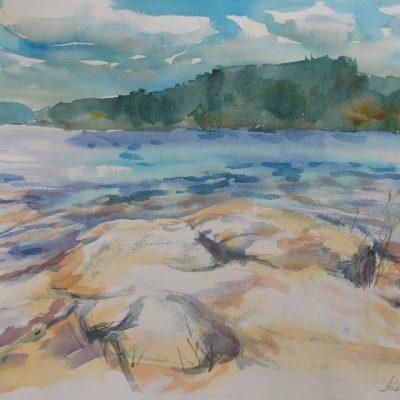 Grand Lac Poisson Blanc, Que