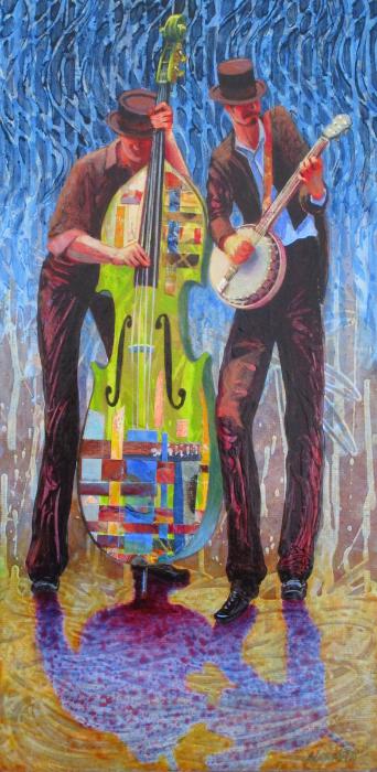 Bass and Banjo
