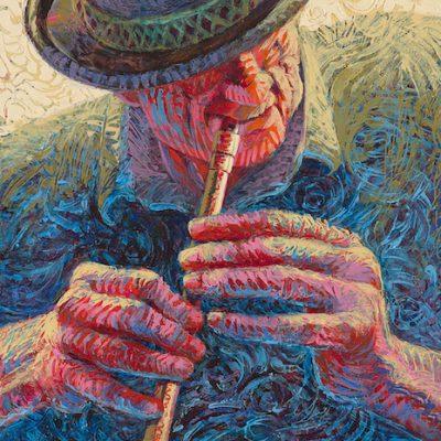 """Whistler"" by June Harman"