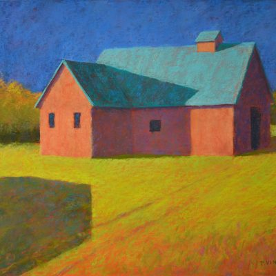 """The Geometry of Barns"" by Paul Vincent"