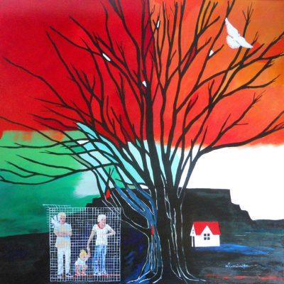 """Tomorrow's Hope"" by Luminita Serbanescu"