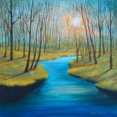 """Tranquility"" by Beata Jakubek"