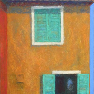 """Windows in Fayence"" by Paul Vincent"