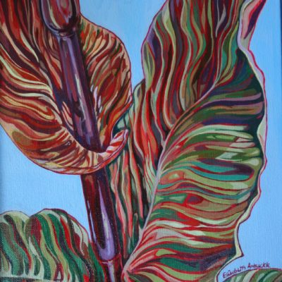 """Canna Lily"" by Elisabeth Arbuckle"