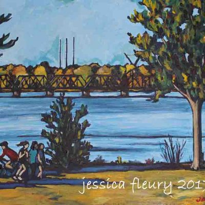 By the Ottawa River