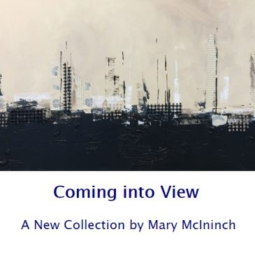 """Coming into View"" by Mary McIninch at Santini Gallery"