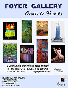 Foyer Gallery comes to Kanata