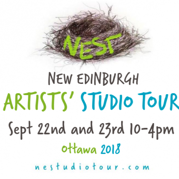 Elisabeth Arbuckle in NEST and Stafford Open House
