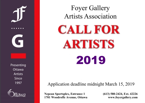 Call for Artists 2019