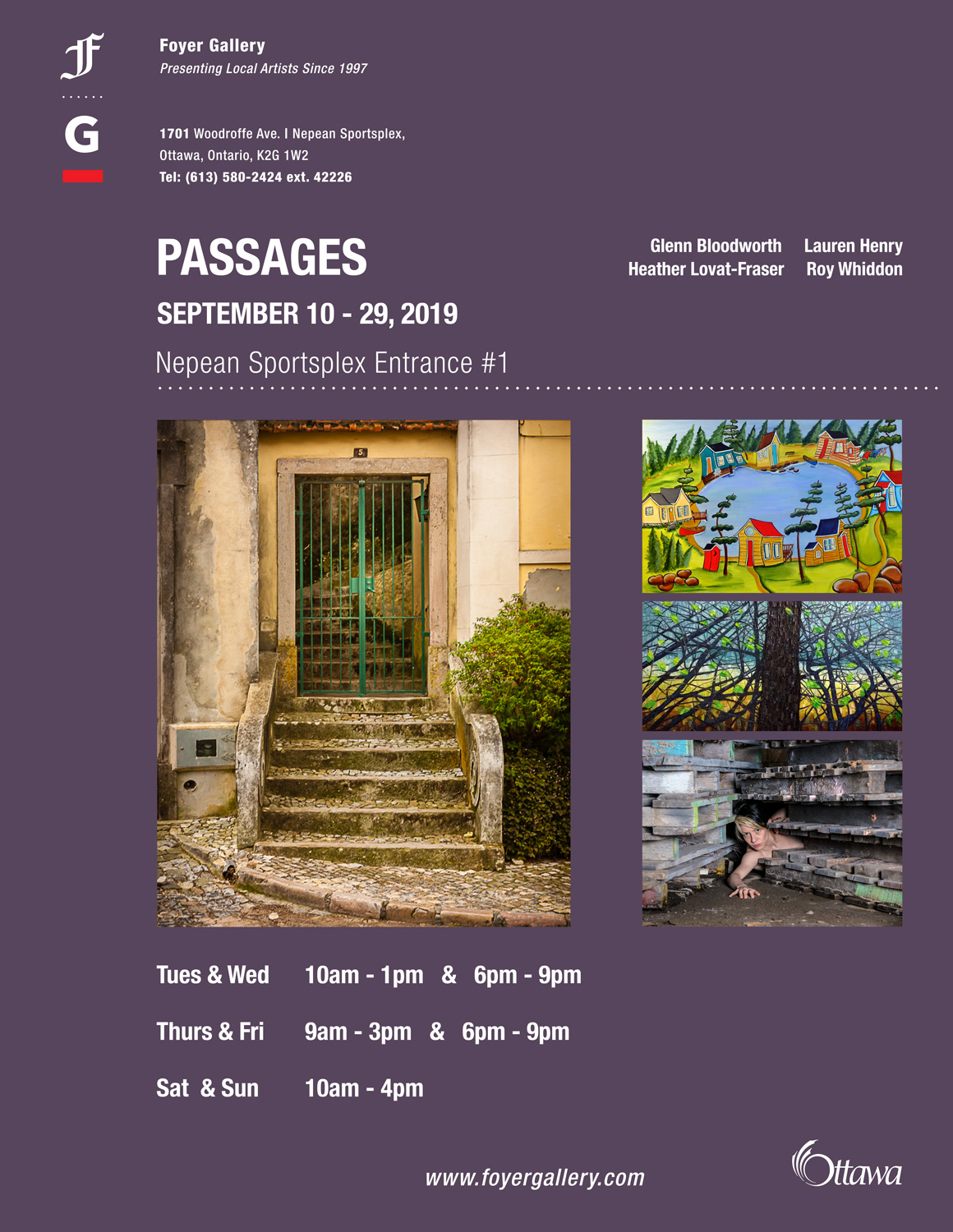Poster-Passages