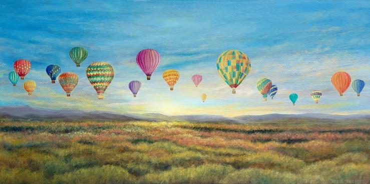 """Gatineau Hills"" by Beata Jakubek"