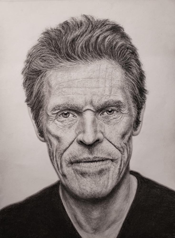 Jonathan_Callies_Willem_2018_pencil & charcoal_15x11