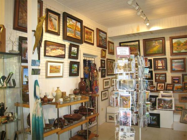 Scott Rubie at Wilno Gallery