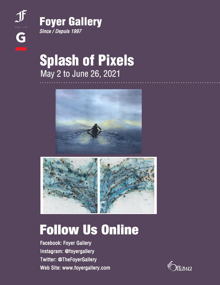 Splash of Pixels poster 3